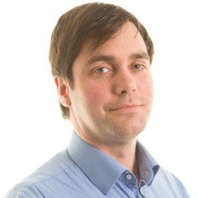 Seán McMahon - Founder/CEO.