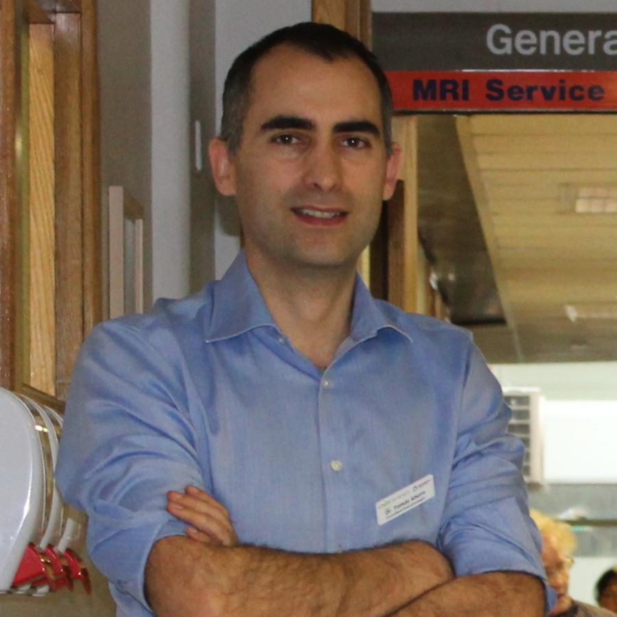 Dr Tomás Ahern - Medical Director.